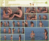 Body Art Nudist Beach 2 (01-11)