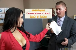 The Cleavage Secret - Brazzers