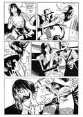 Frank Cho - Blue Panels 1-4