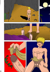Naruto - Jungle Party (Color)
