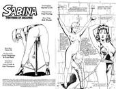 Gen131313 -  Sabina mistress of escapes
