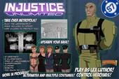 sunsetriders7 - Injustice Unlimited v 1.05 Alpha eng