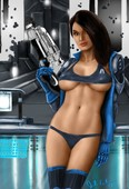 Multiple authors - Mass Effect Fan art