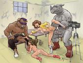 Rex - Artist Rex (Comics Collection)