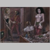 KINKY JIMMY - artwork collection