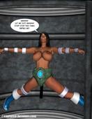 captured-heroines - Gold Star - Domination