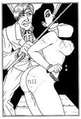 The big collection of old and rare Bdsm comics by Simon Benson