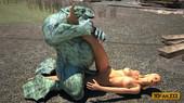 3DFan - Nasty Frogs