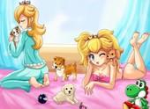 Super mario - Princess