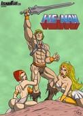 IcemanBlue - He-Man