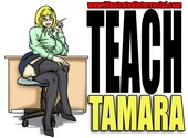 ILLUSTRATEDINTERRACIA - TEACH TAMARA