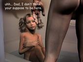 RAF - Bathroom 3D Comix