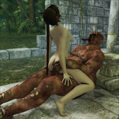 Vaesark - Jungle Raider 2 2011 CG 042 (Lara Croft)