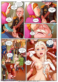 Frozen Parody - Elsa ch1