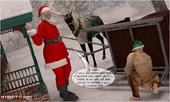 Christmas Comic - Artwork  Pack