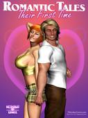 Metrobay comix - Romantic Tales ch1-6