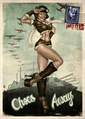 Andy Screen - sexy pinups