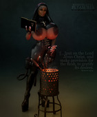 Sodom Sluts - Mansion Of  Evil Pleasures - Sexorcist (WIP)