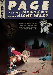 PULPTOON  -  MYSTERY OF THE NIGHT BEAST