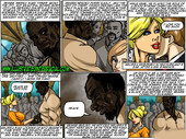 Updated Illustratedinterracial - The New Parishioner - 100 pages