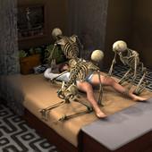 3dzen - The Skeletons